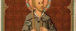 Lenten Conference Audio: St. Benedict Joseph Labre