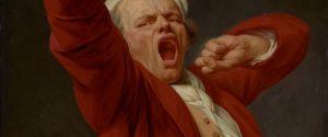 The Alleluia Yawn