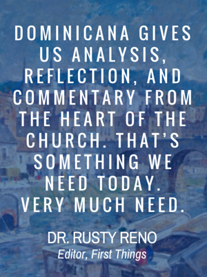 Dr. Rusty Reno, Ph. D.