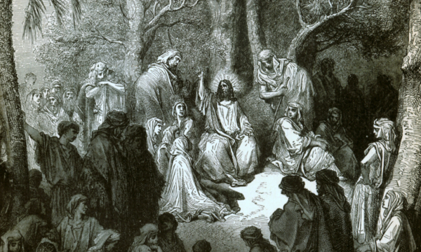 Gustave Dore, Sermon on the Mount