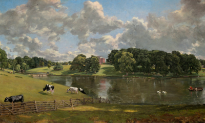 John Constable, Wivenhoe Park, Essex